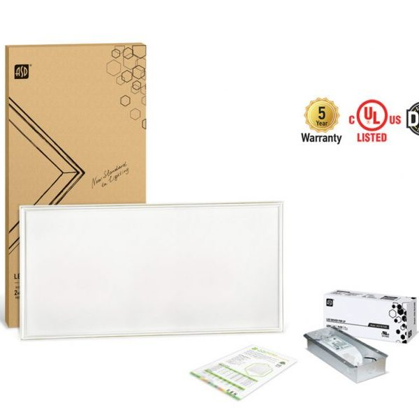 ASD Edge Lit Flat Panel Premium Standard