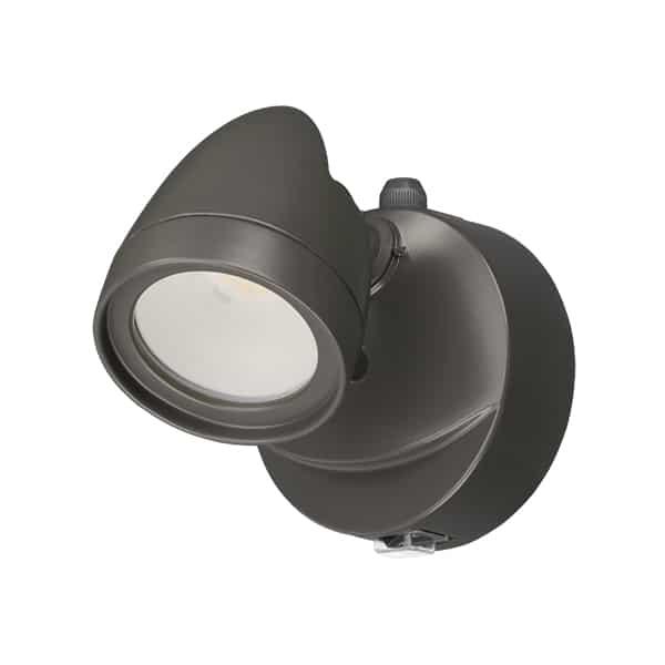 1-Head Security Light w Lumen Boost