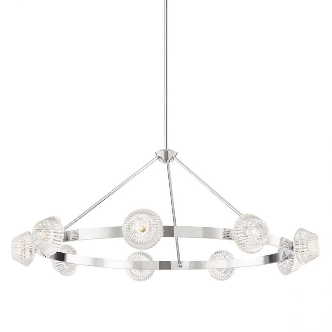 Barclay Chandelier by Hudson Valley Lighting